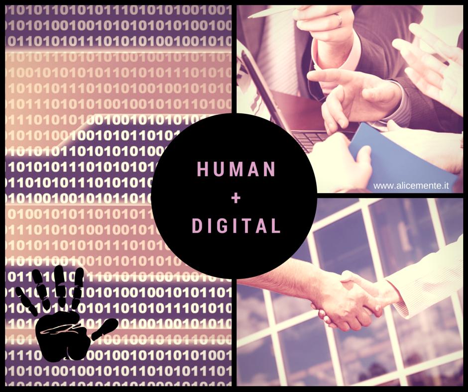 Il digitale come mezzo non come maestro