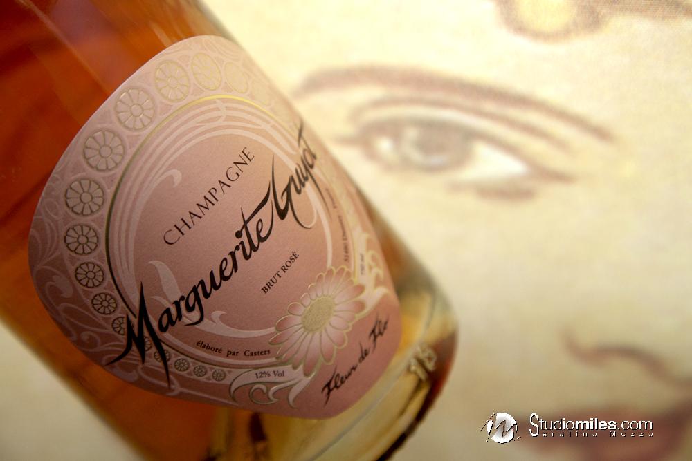 Alicemente Sponsorizza Champagne Marguerite Guyot – Vinitaly'13