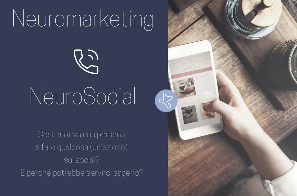 Cosa motiva una persona a fare un'azione sui Social? E come può esserci utile?