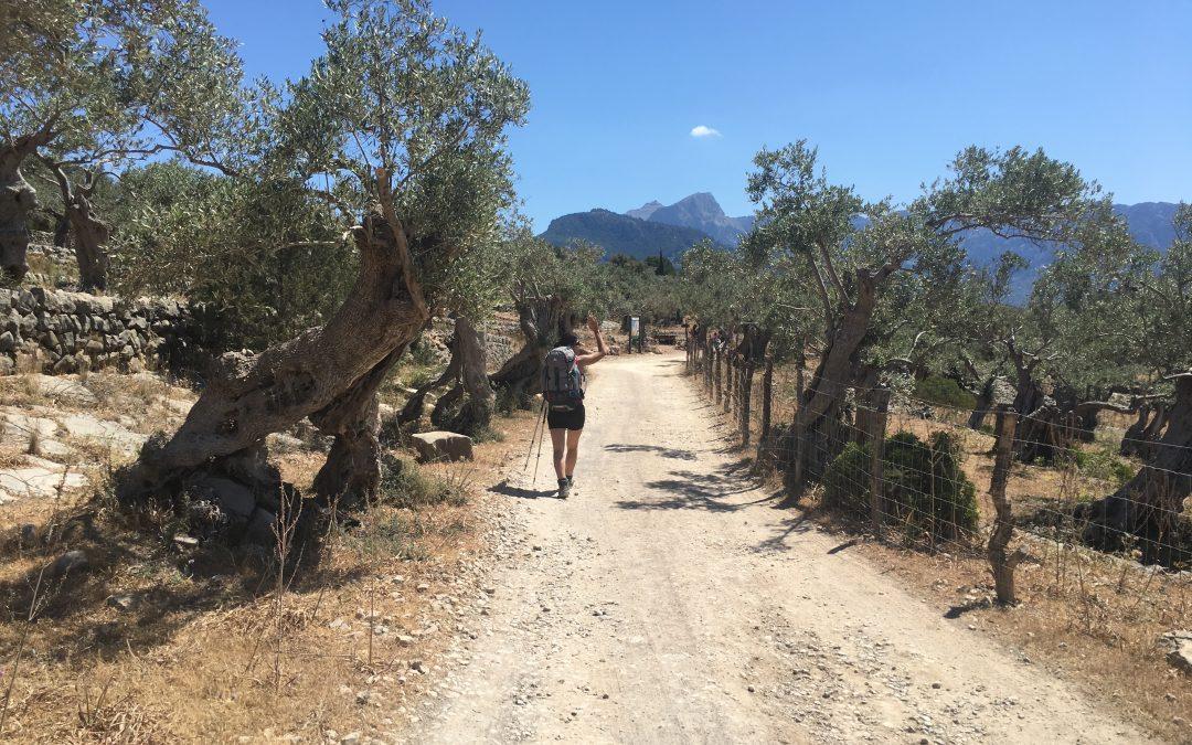 Trekking a Maiorca