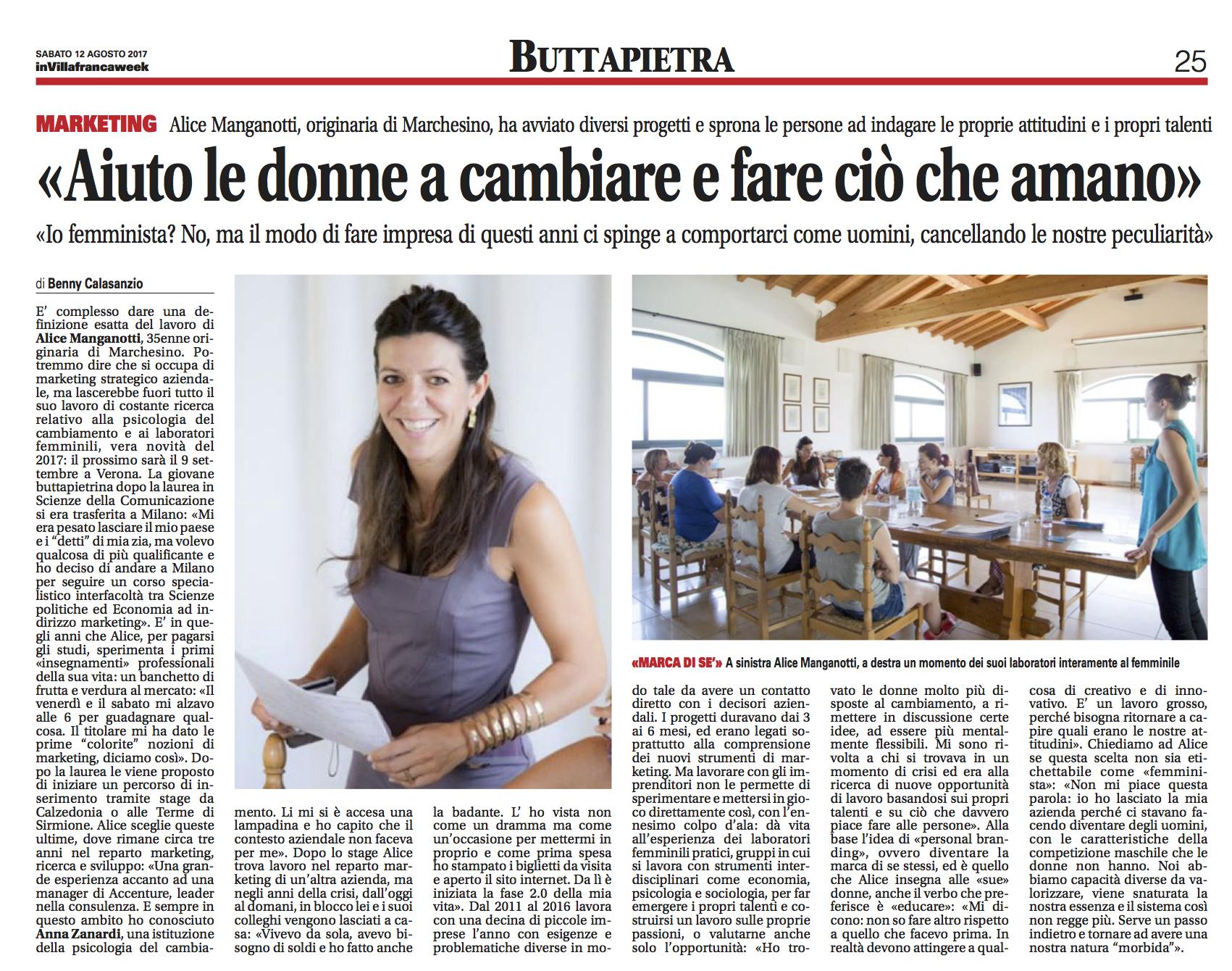 Rassegna Stampa Villafranca Week