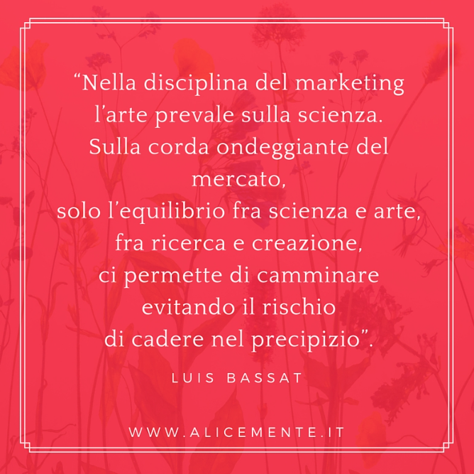 Marketing ➽ Disciplina ➽ Arte
